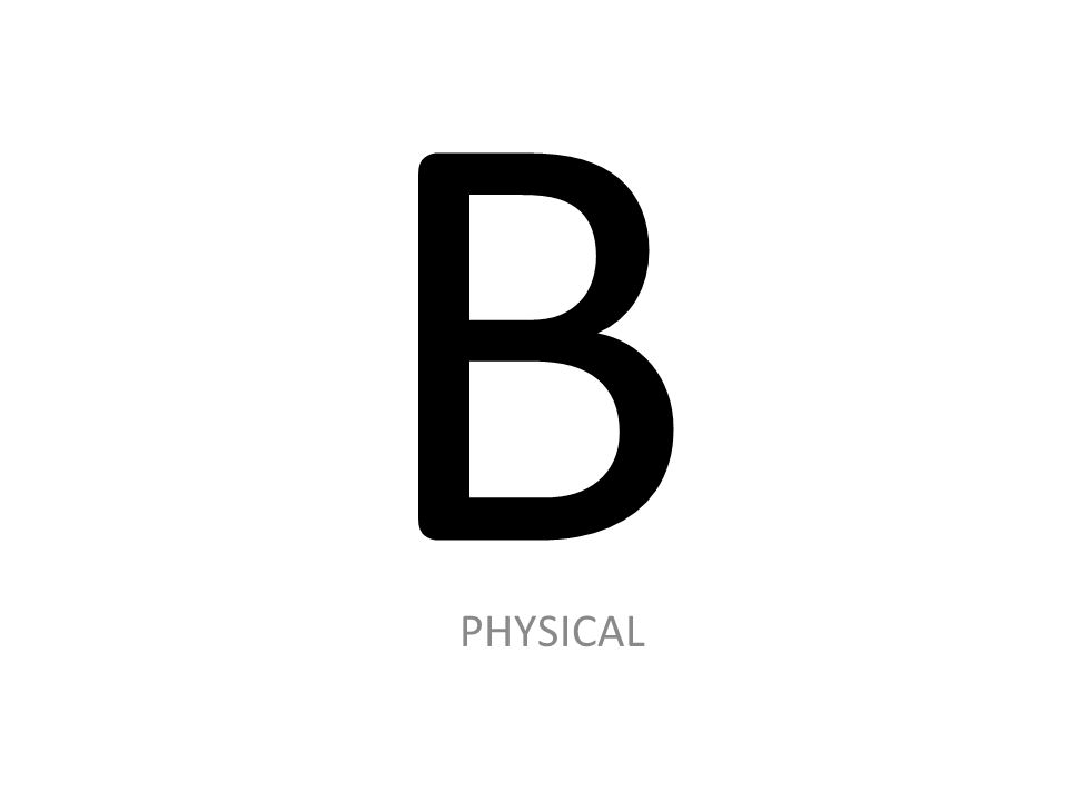 B PHYSICAL