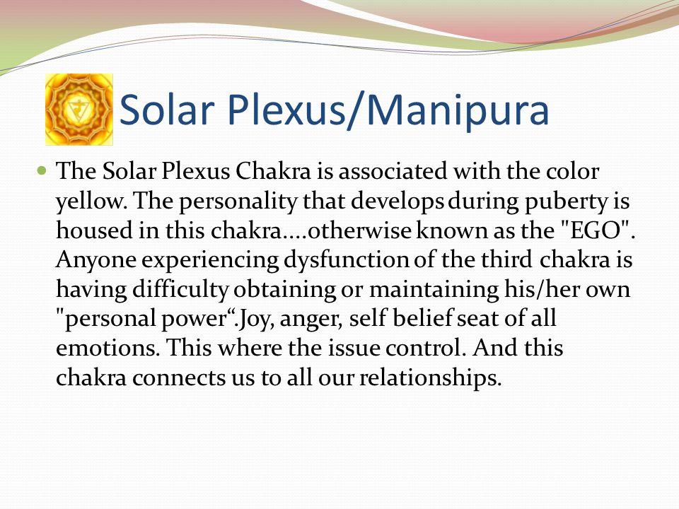 Solar Plexus/Manipura