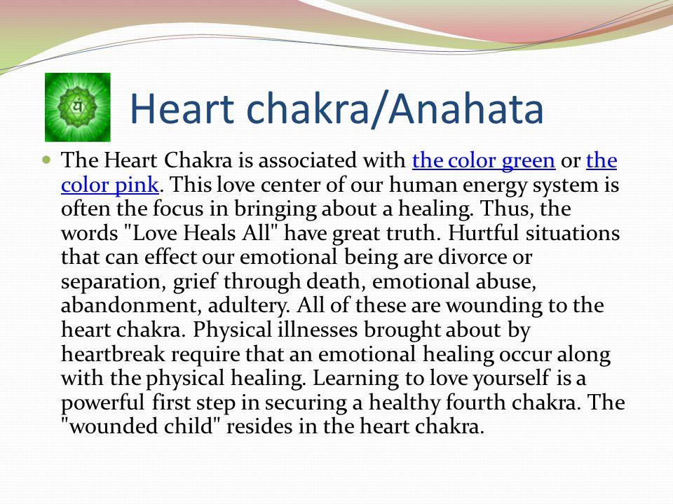 Heart chakra/Anahata