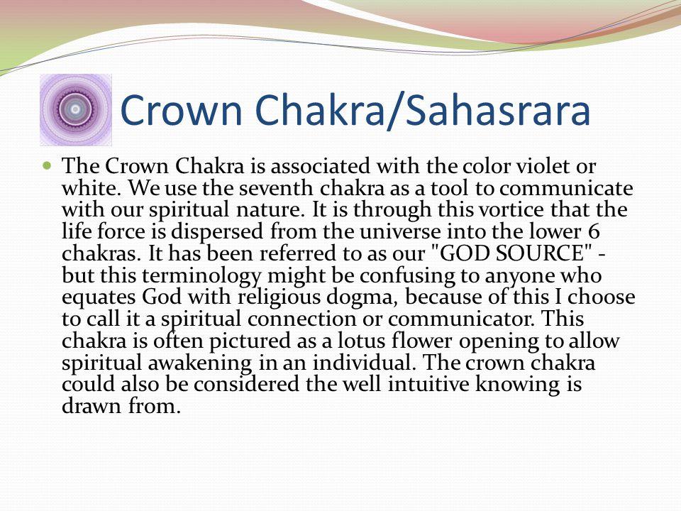 Crown Chakra/Sahasrara
