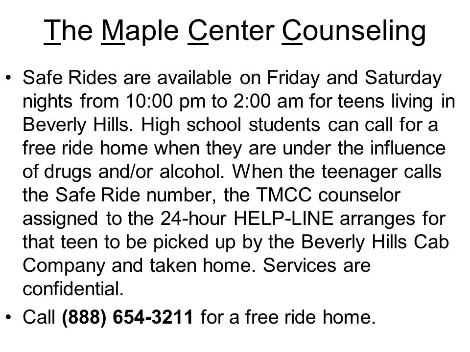 The Maple Center Counseling
