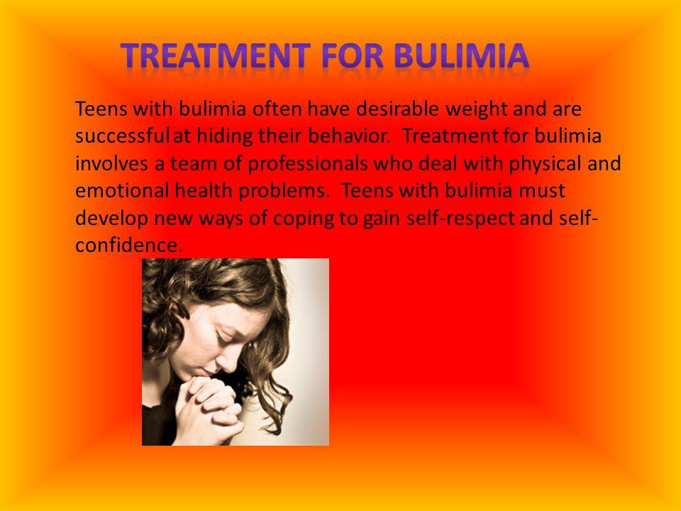 Treatment for bulimia