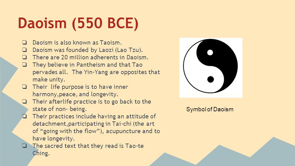 Daoism Influence: Medical Theories and Practices