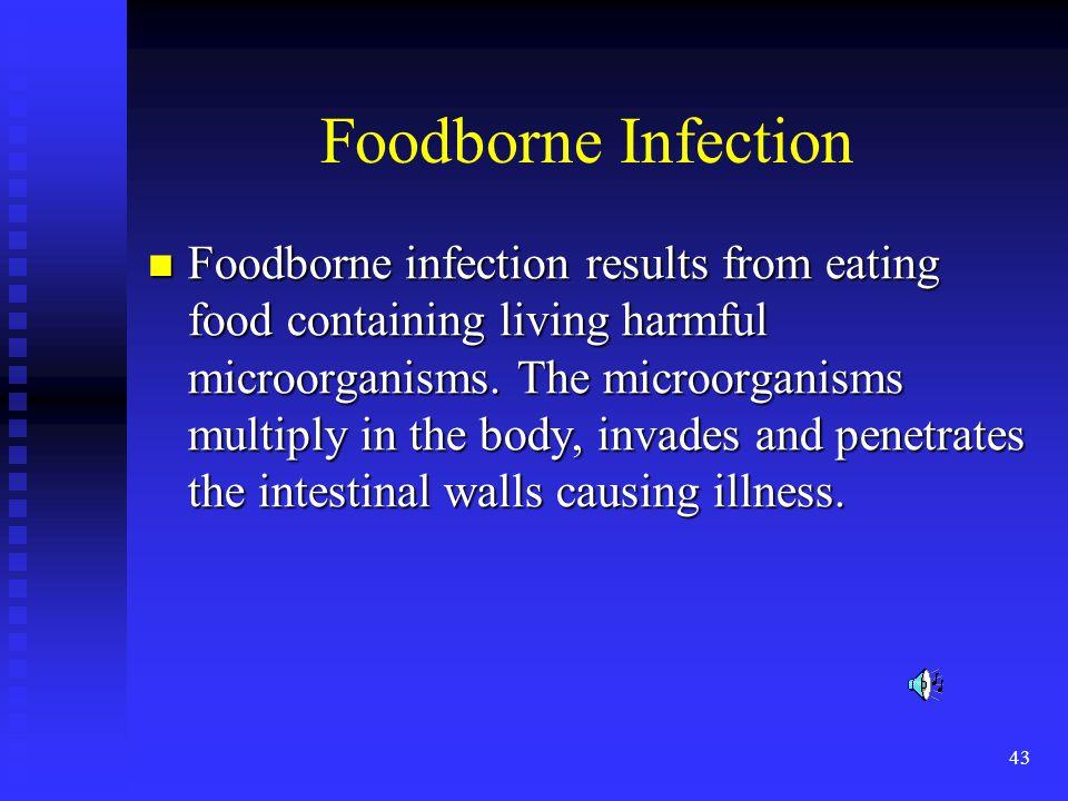 Foodborne Infection