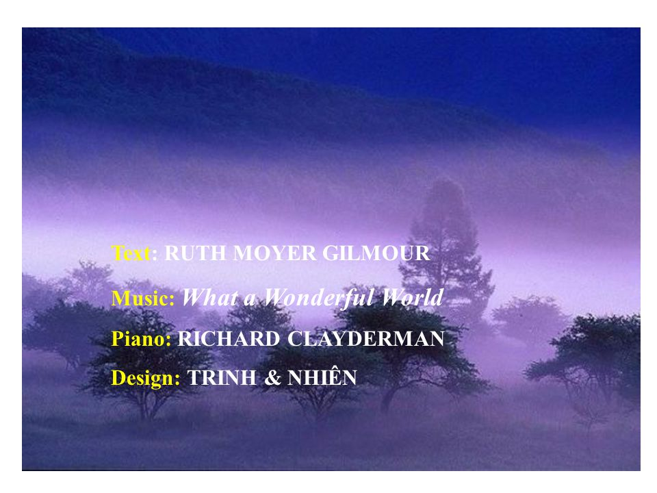 Text: RUTH MOYER GILMOUR