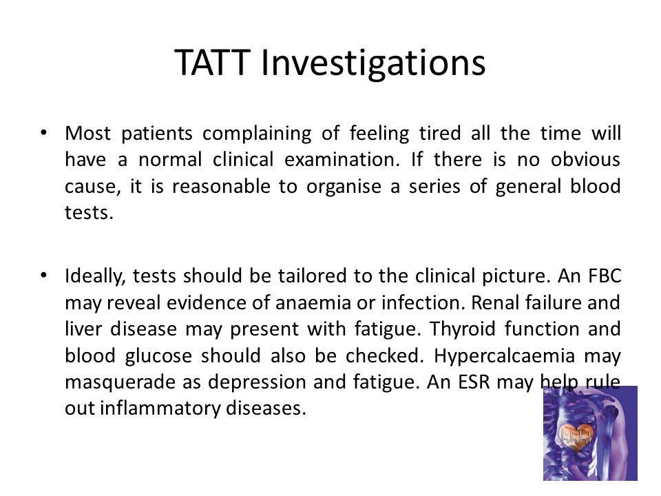 TATT Investigations