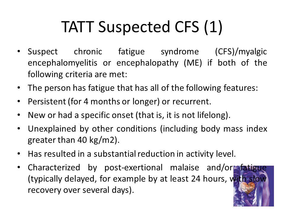 TATT Suspected CFS (1)