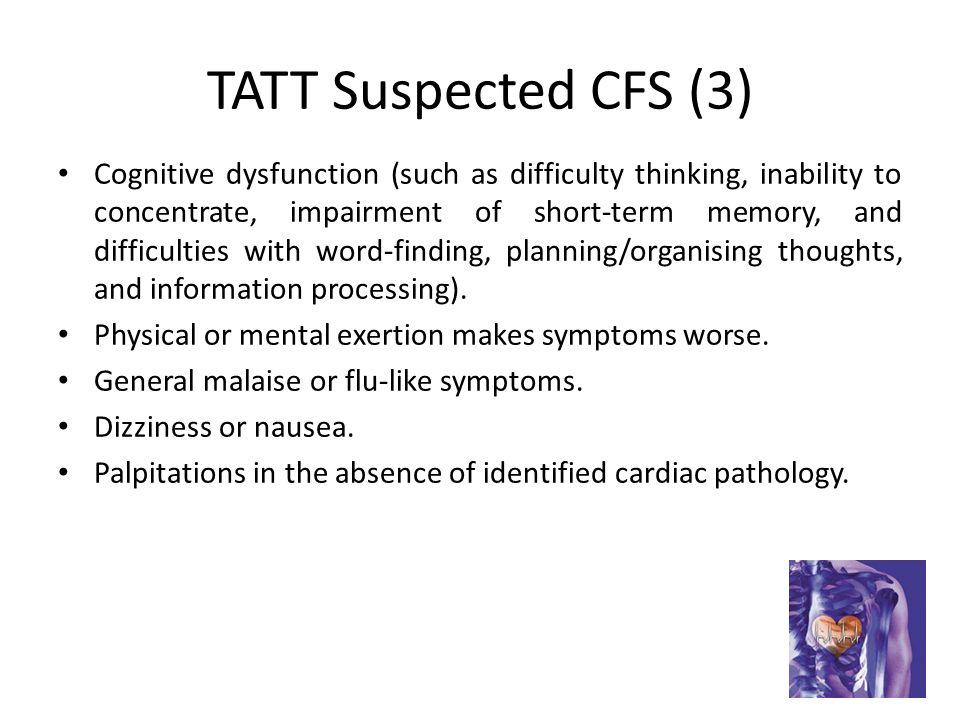 TATT Suspected CFS (3)