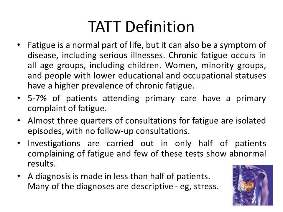 TATT Definition