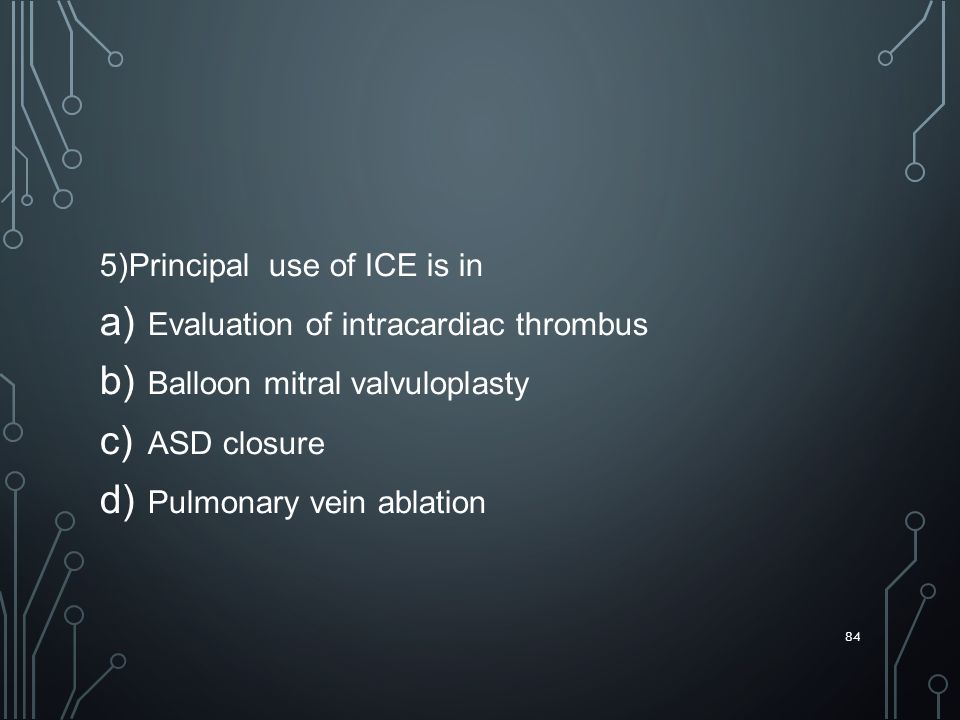 5)Principal use of ICE is in