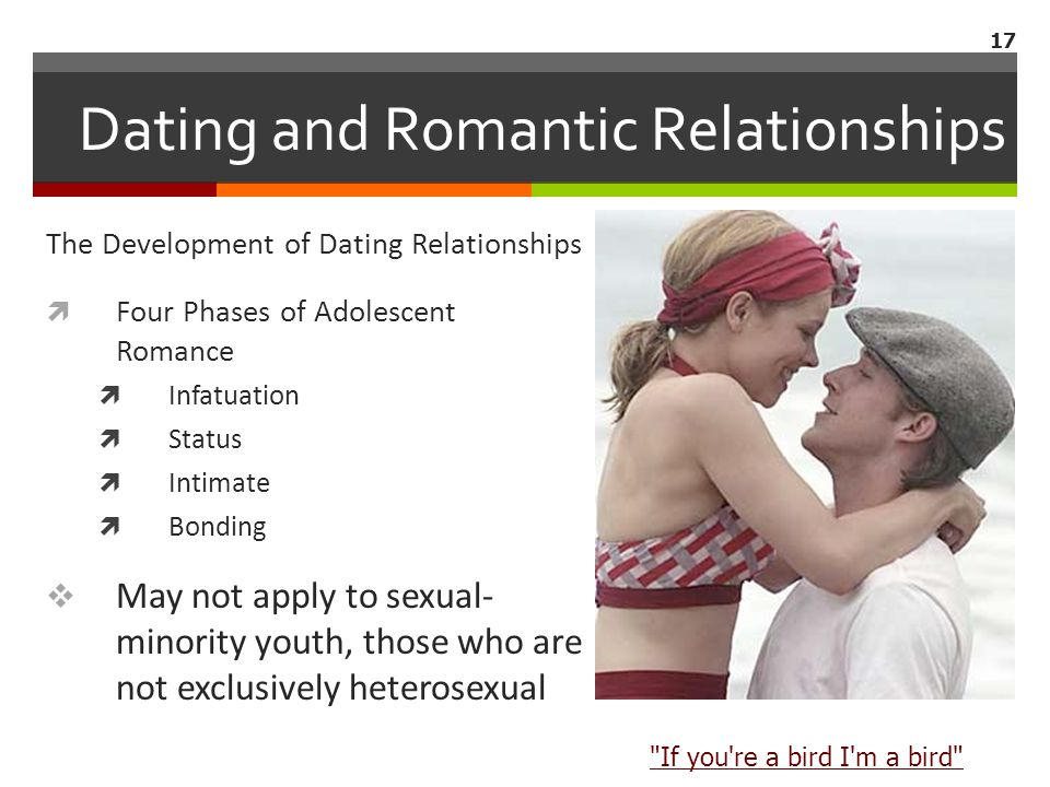 The Role of Healthy Romantic and Dating Relationships