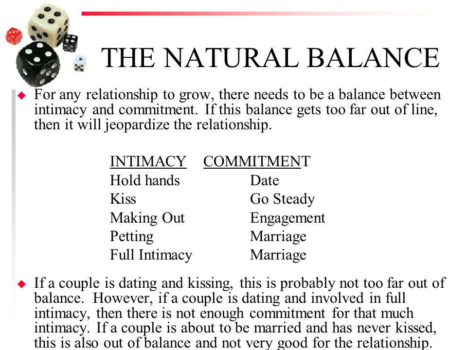 THE NATURAL BALANCE