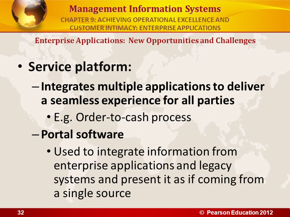 how do enterprise systems help businesses to achieve operational excellence Original- ch 8 achieving operational excellence and customer intimacy- enterprise enterprise systems help businesses systems to be able to achieve.