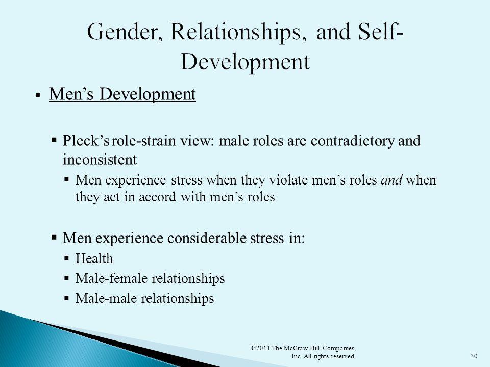 Gender, Relationships, and Self-Development