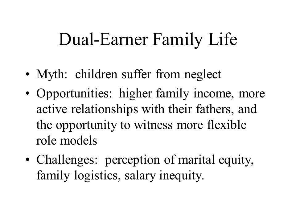 Dual-Earner Family Life