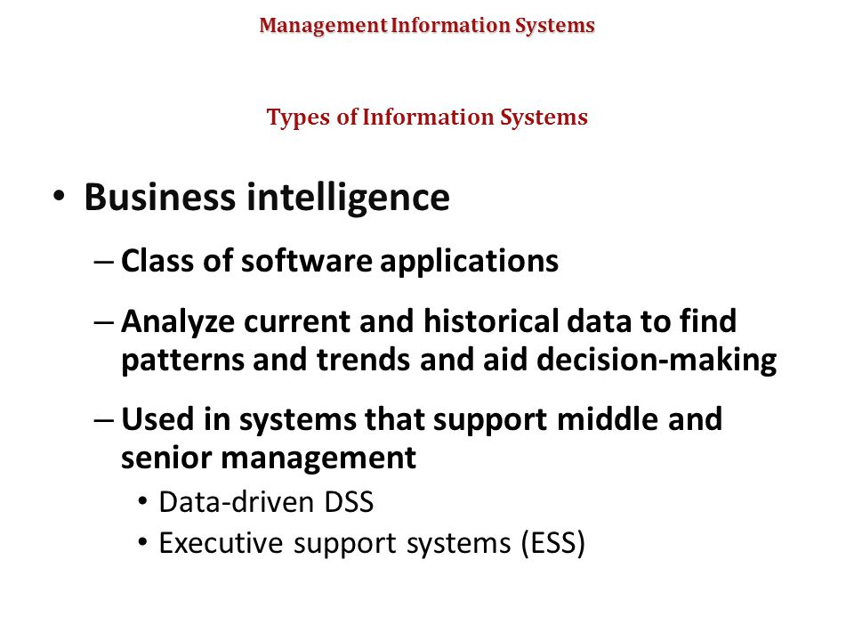 4 Types of Healthcare Information Systems