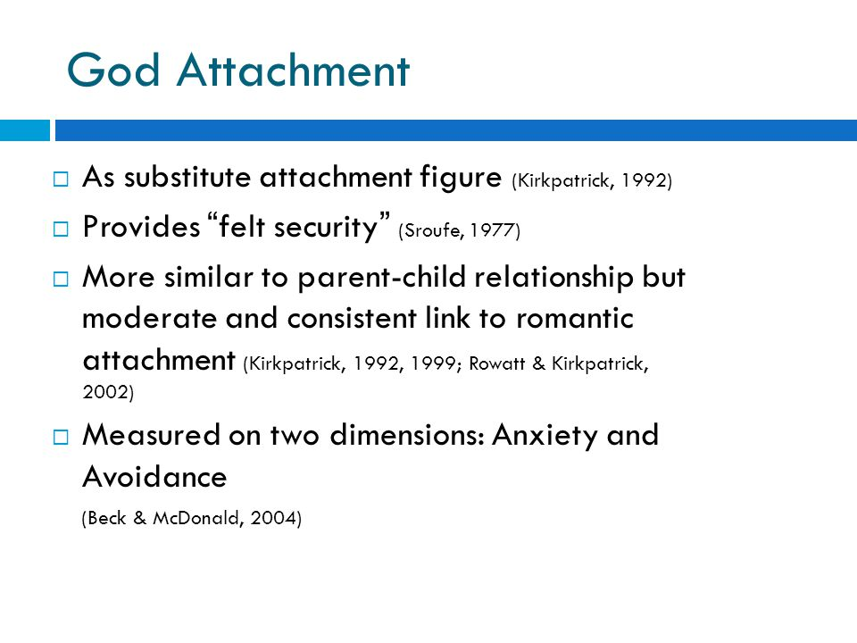 divorce attachment anxiety and avoidance A simple remedy for relationship anxiety  marriage—even divorce—can evoke feelings of anxiety in  two ends of the attachment spectrum: avoidance and anxiety.