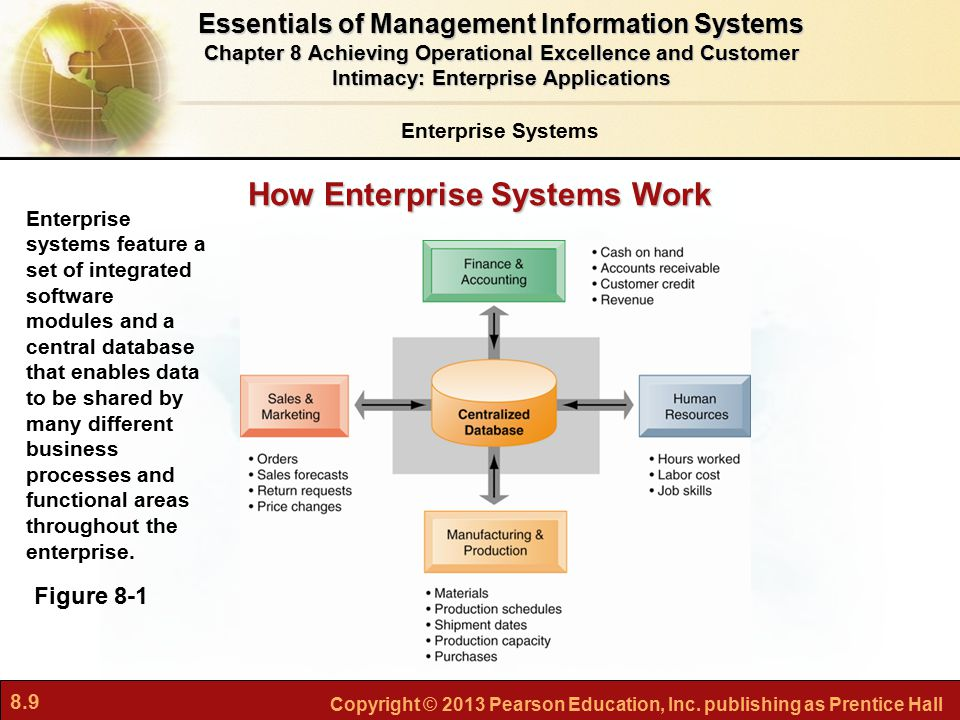 How Enterprise Systems Work