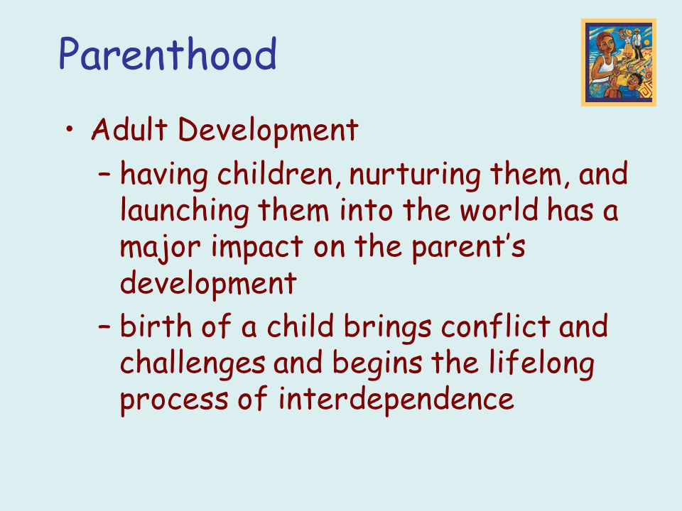 Child health and human development over the lifespan