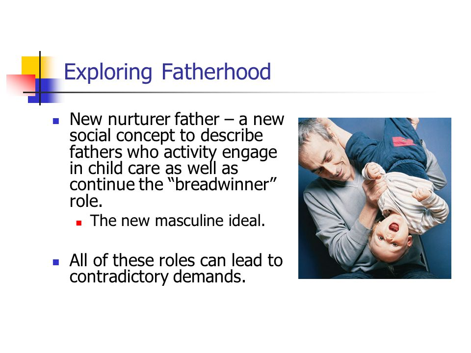 Exploring Fatherhood