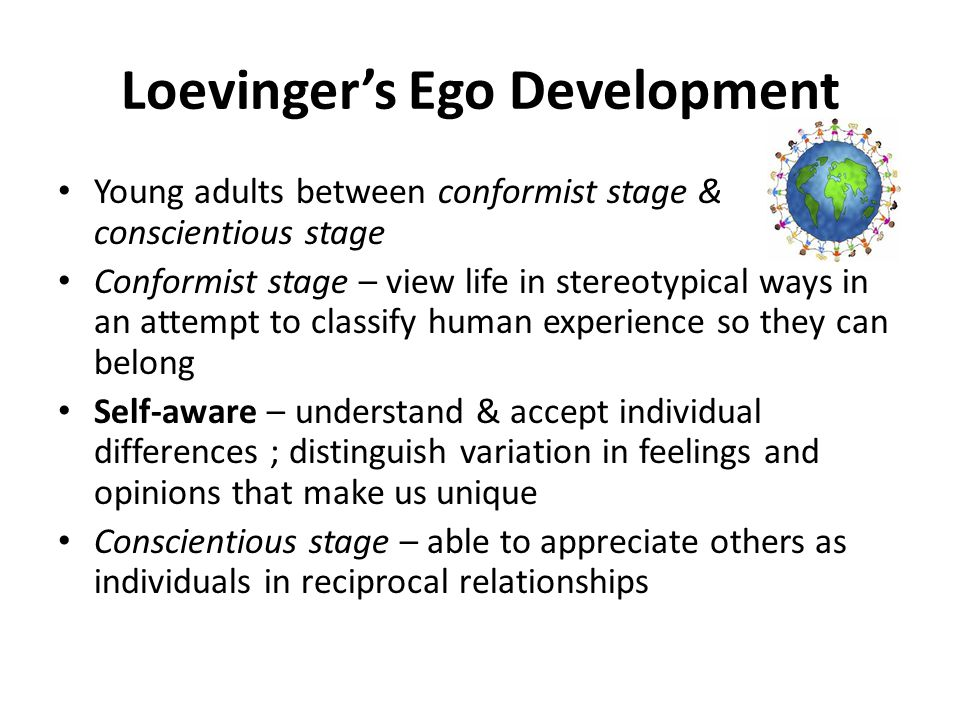 Loevinger's Ego Development