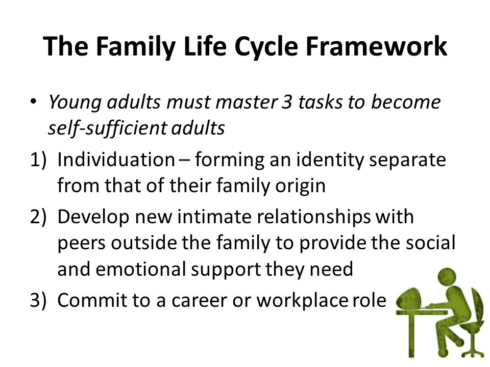 The Family Life Cycle Framework