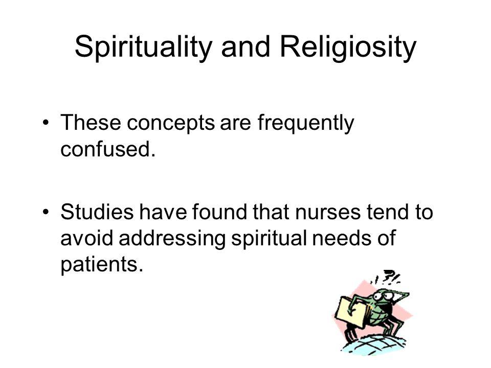 Spirituality and Religiosity
