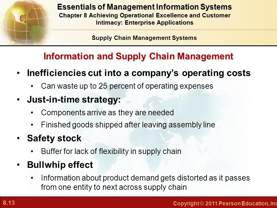 Information and Supply Chain Management