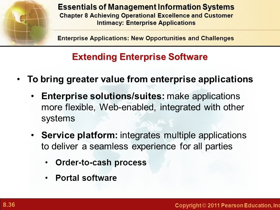 Extending Enterprise Software