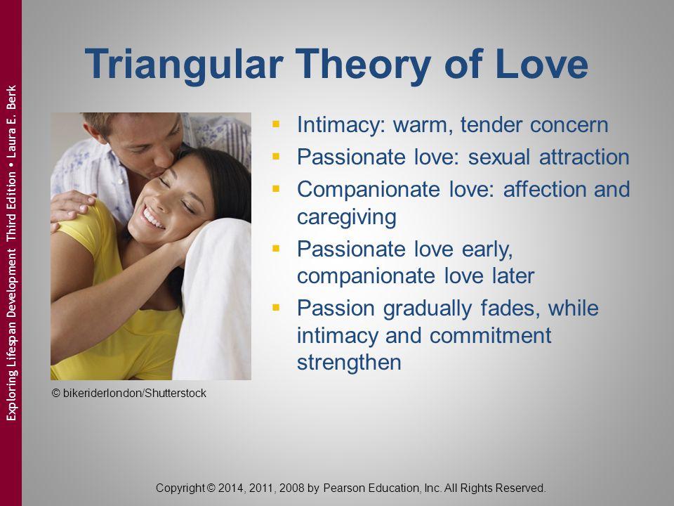 Triangular Theory of Love