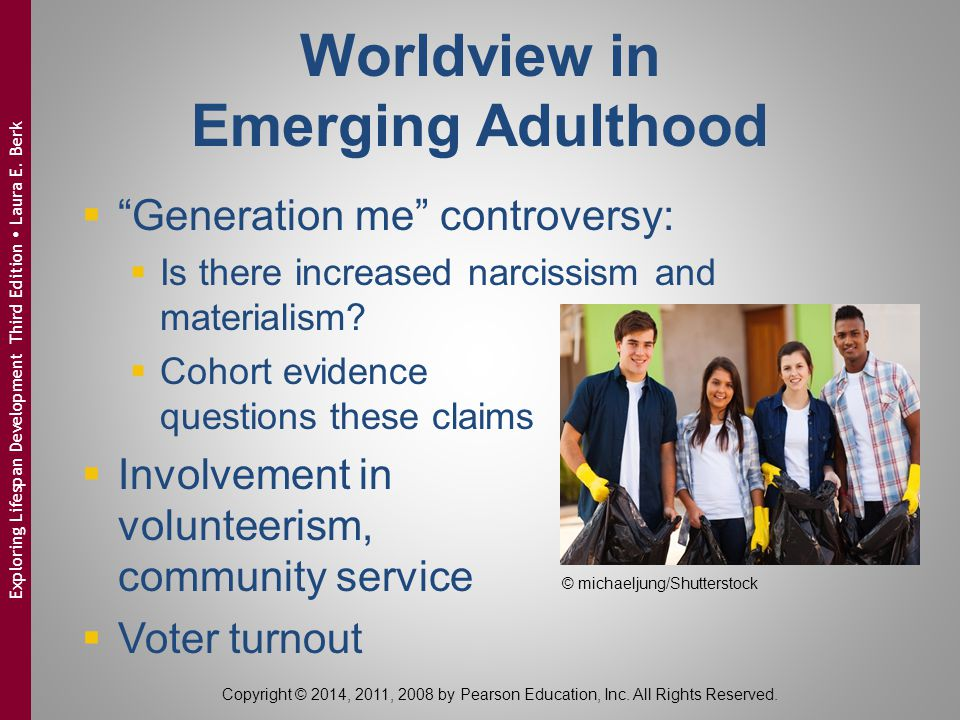 Worldview in Emerging Adulthood