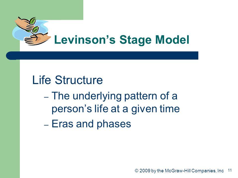 Levinson's Stage Model