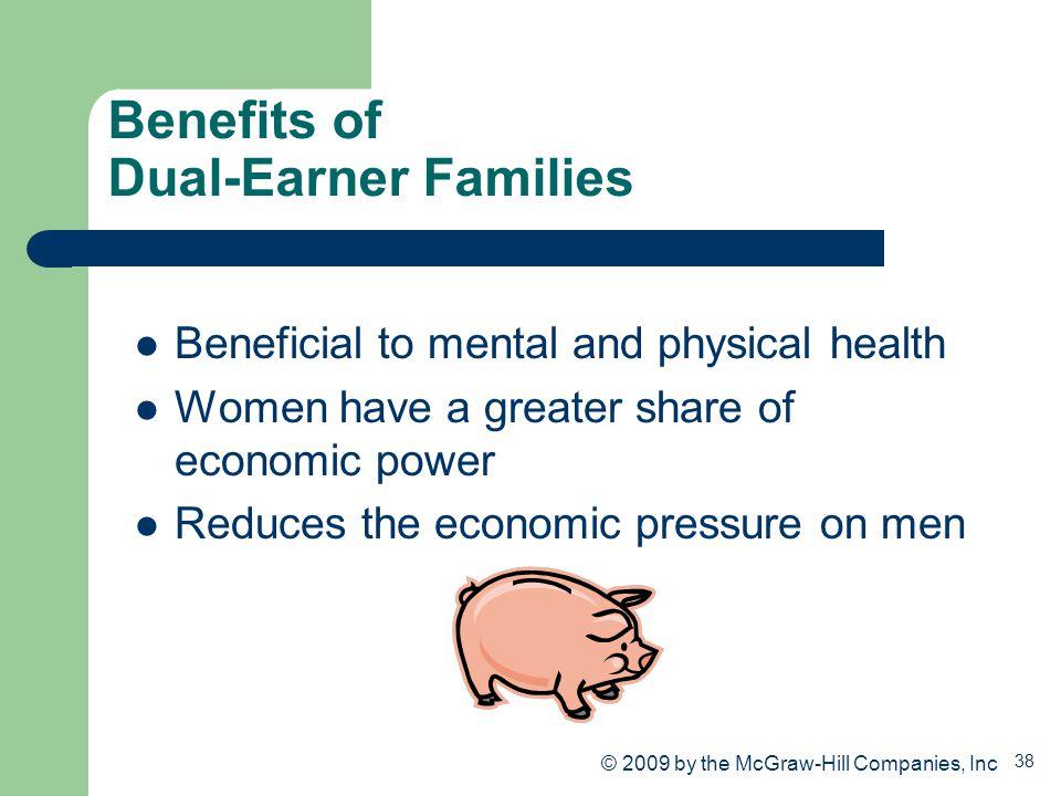 Benefits of Dual-Earner Families