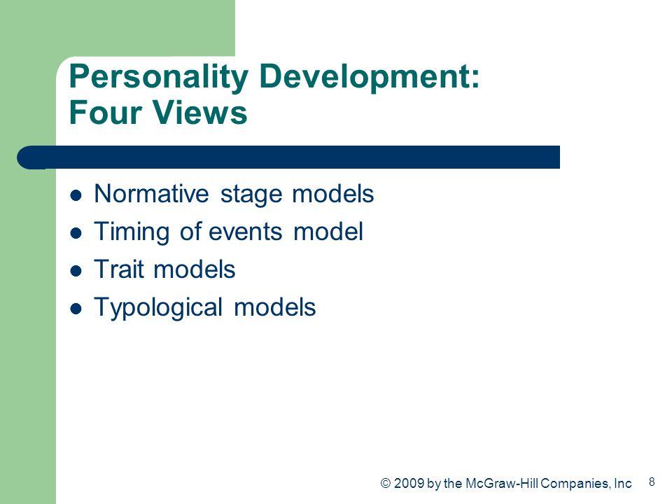 Personality Development: Four Views