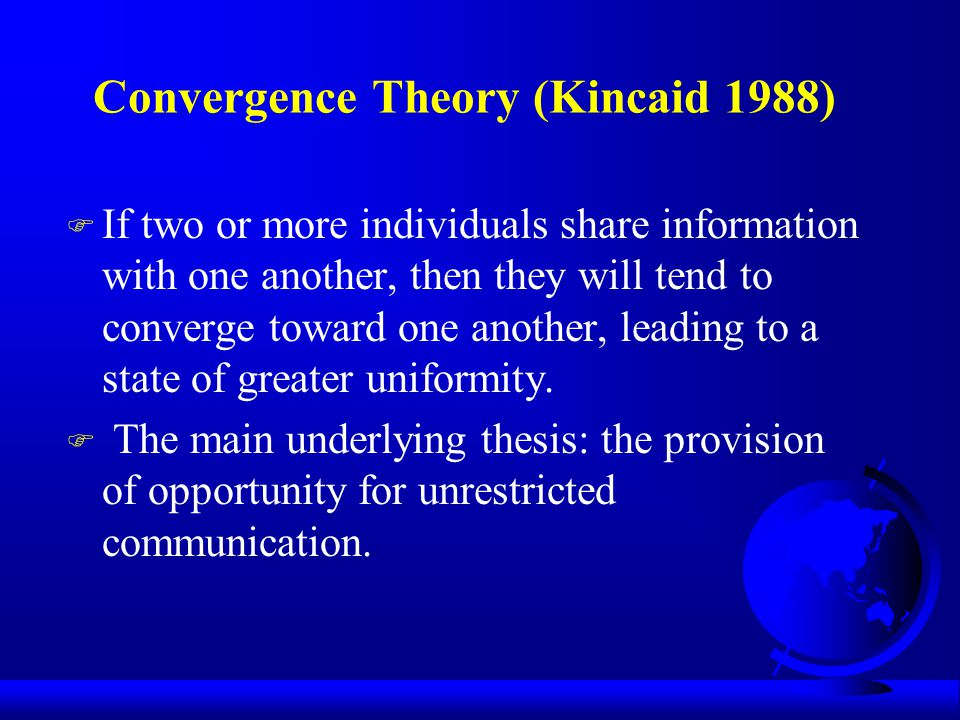 tripart convergence essay One may assume a certain convergence between the tendencies in for the present state of research on marcion i refer to my essay tripart pp 108.