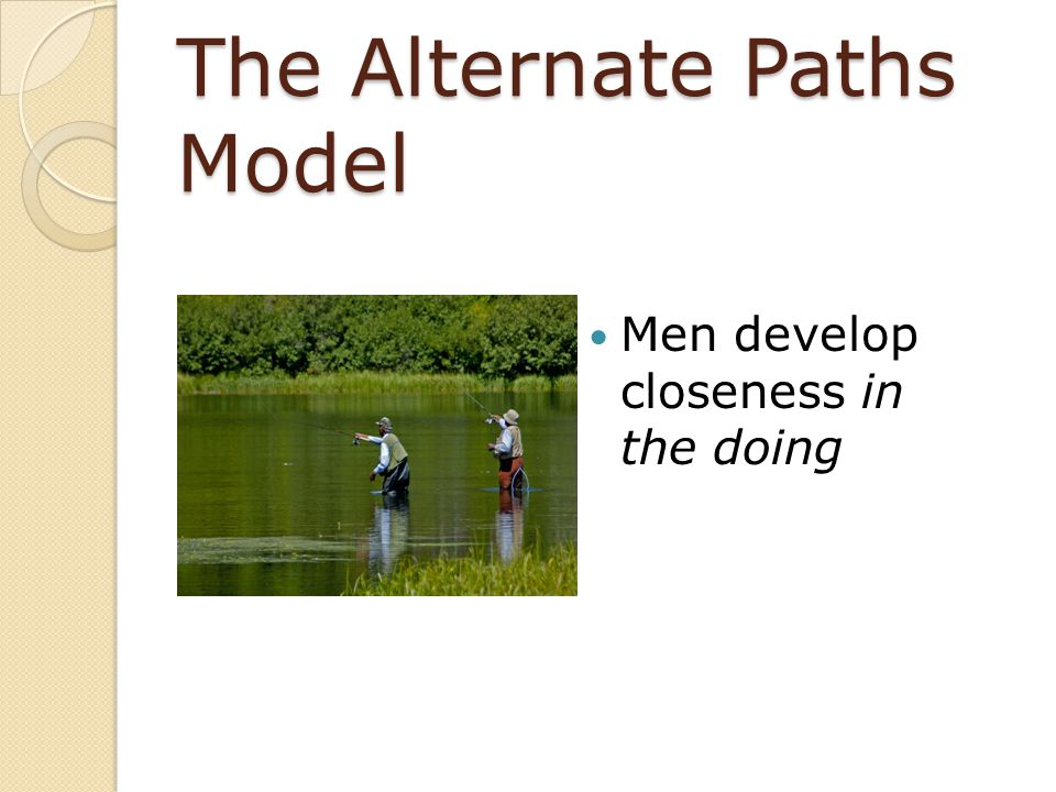 The Alternate Paths Model