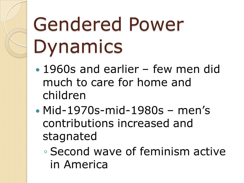Gendered Power Dynamics