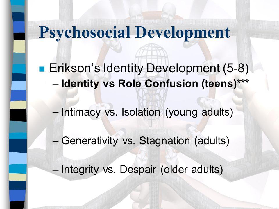 Psychosocial Development