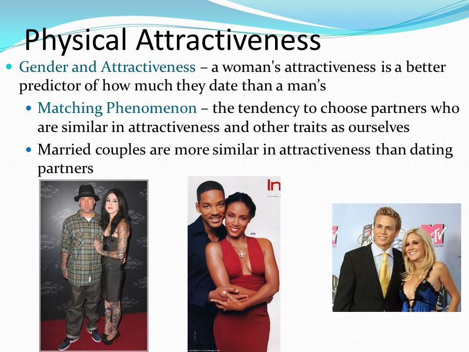 Physical Attractiveness