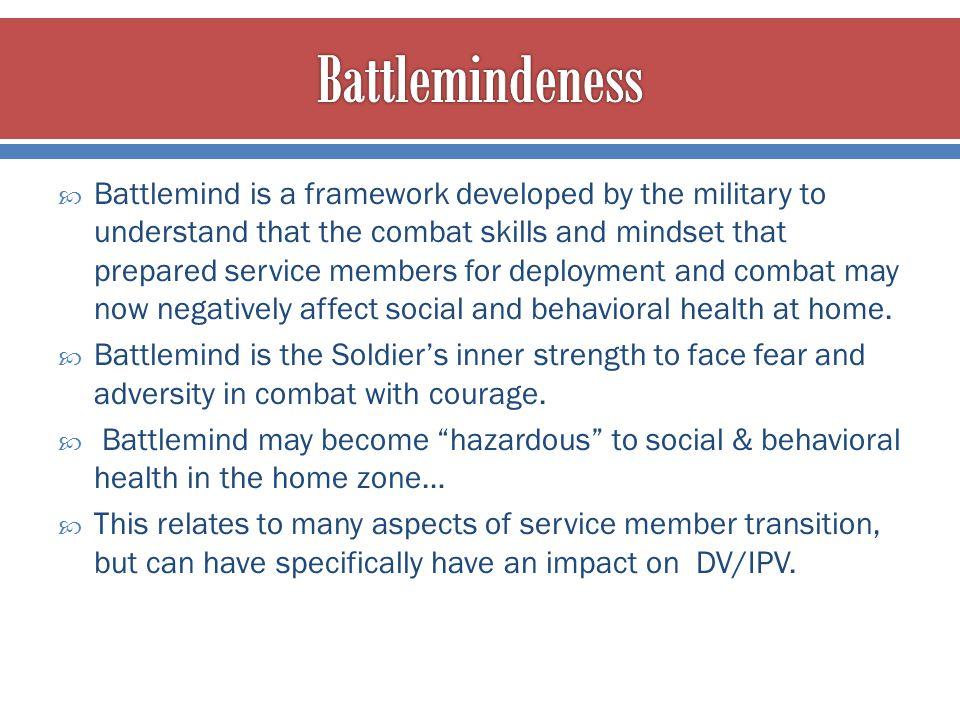 Battlemindeness
