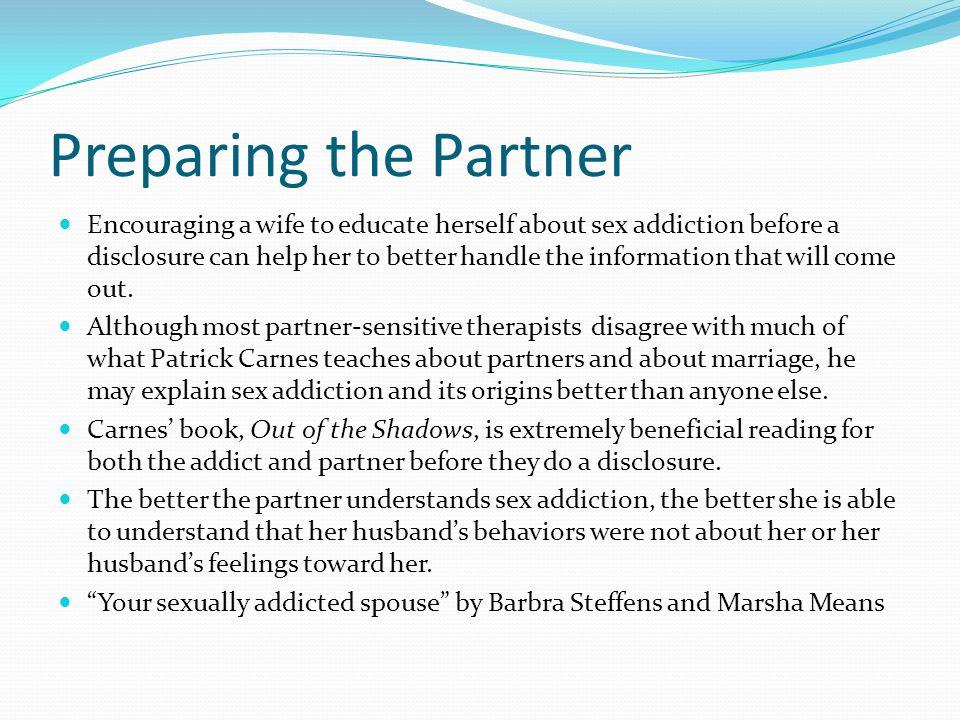 Preparing the Partner