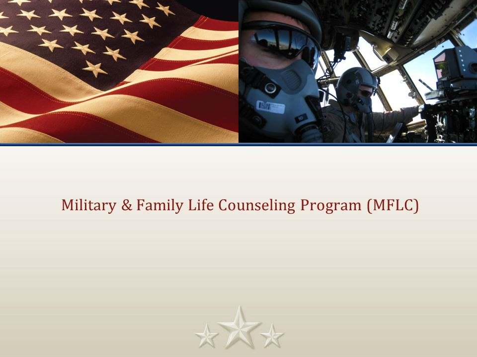 Military & Family Life Counseling Program (MFLC)