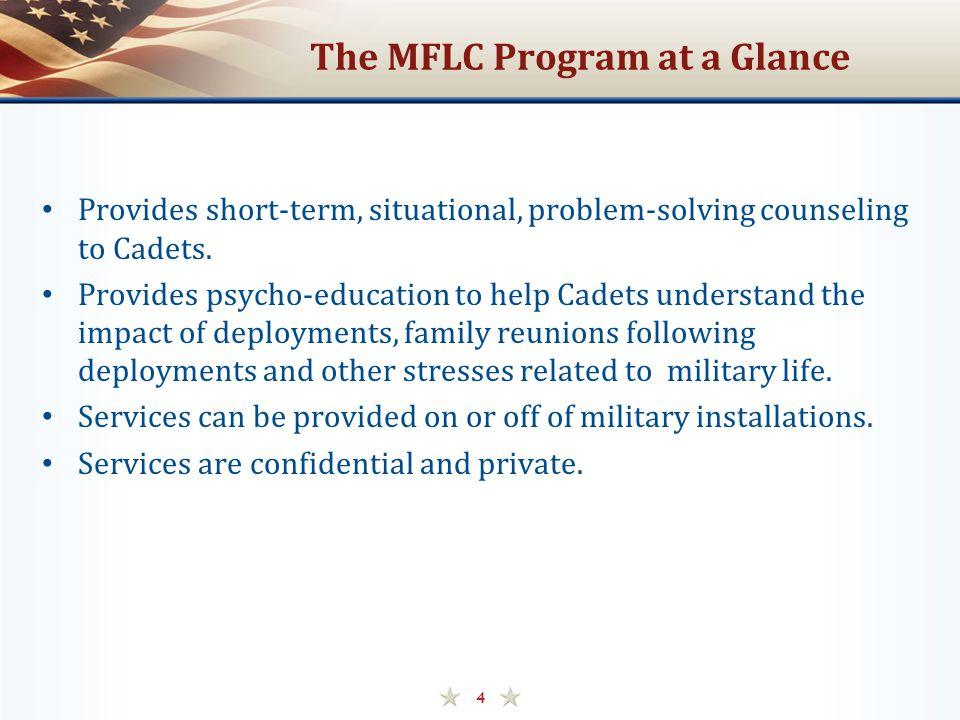 The MFLC Program at a Glance