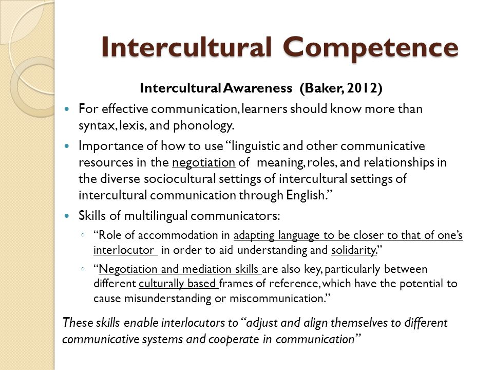 The Importance of Intercultural Communication Training to the Global Workforce
