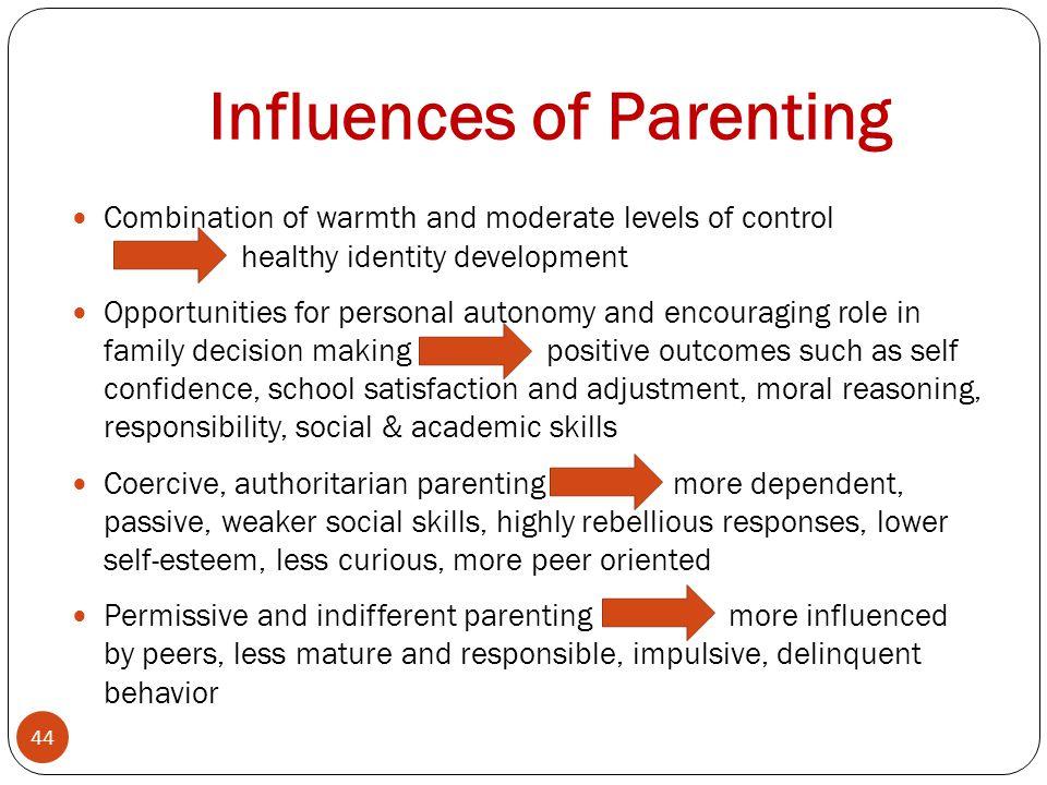 Influences of Parenting