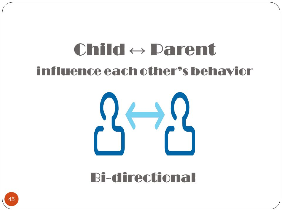 influence each other's behavior