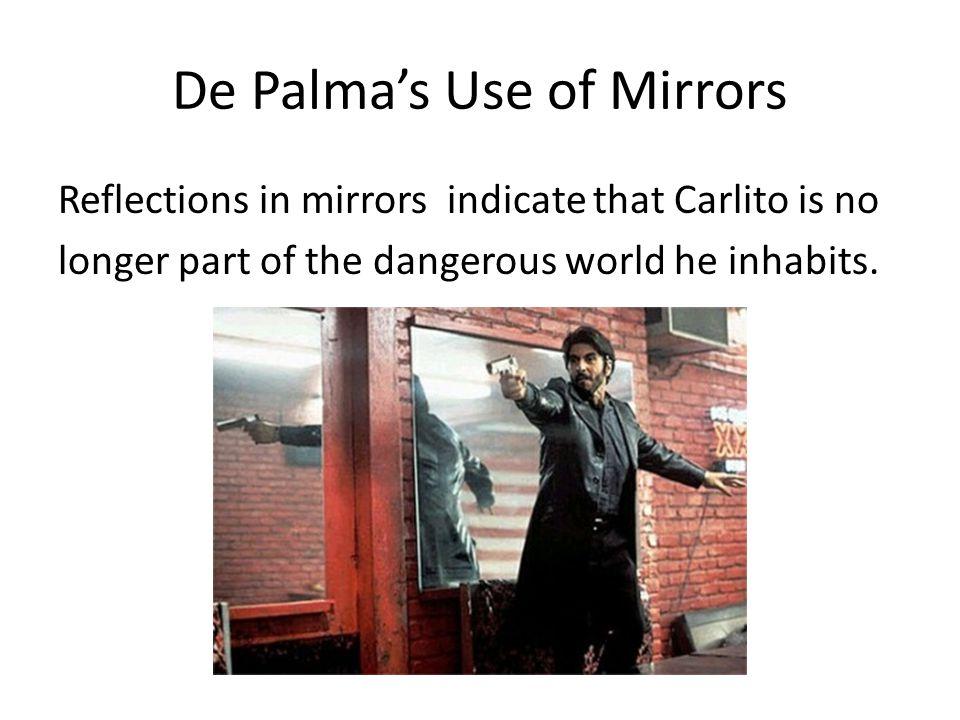 De Palma's Use of Mirrors