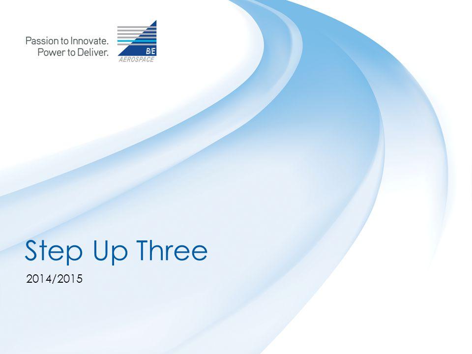 Step Up Three 2014/2015