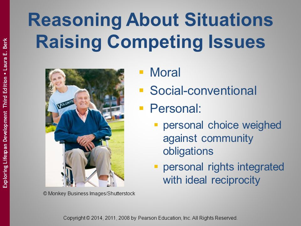 Reasoning About Situations Raising Competing Issues