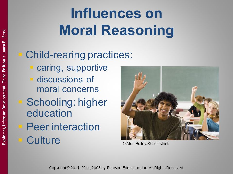 Influences on Moral Reasoning